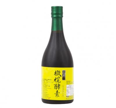 【高仰三】橄欖酵素-錫蘭品種(500ml/瓶)