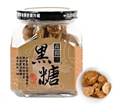 【高仰三】黑糖(170g/罐)