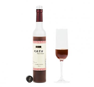 【高仰三】玫瑰李醋(400ml/瓶)