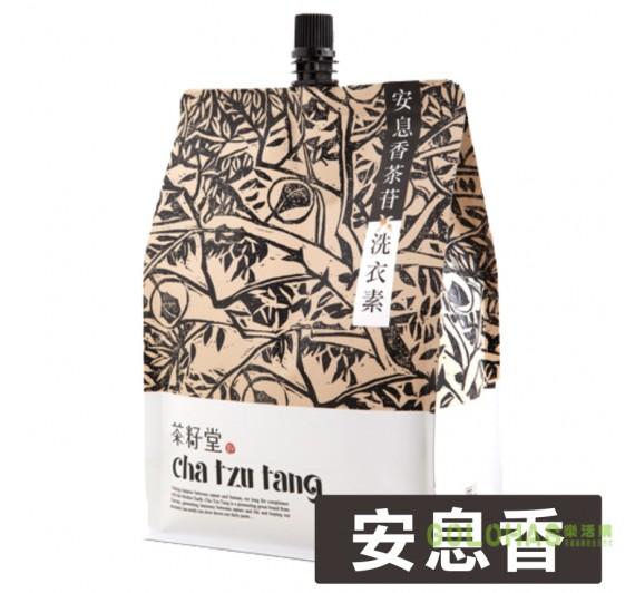 【茶籽堂】安息香茶苷洗衣素補充包(1000ml)3包入